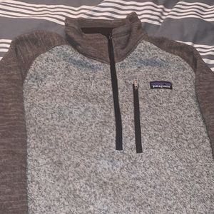Mens Patagonia better sweater size M